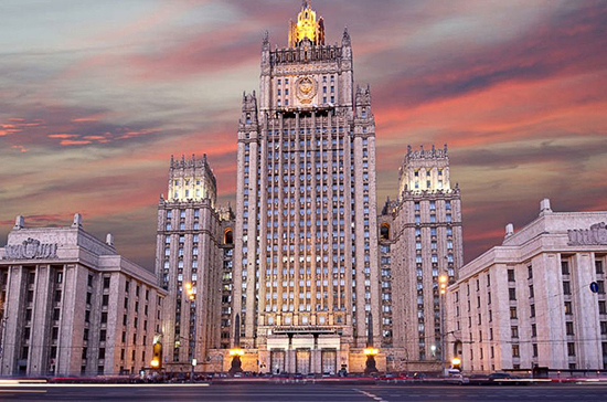 В МИД РФ потребовали, чтобы США прекратили оккупацию Эт-Танфа в Сирии