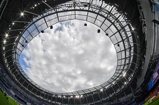 На стадионах предлагают организовать молебные комнаты для верующих
