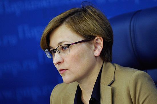 Бокова заявила об острой необходимости усовершенствовать правовое регулирование в сфере цифровизации