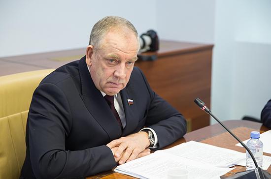 Митин заявил о необходимости возрождения льноводства в России