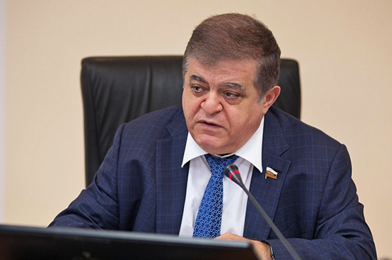 Джабаров: для разведения сил в Донбассе необходимо вмешательство ЕС