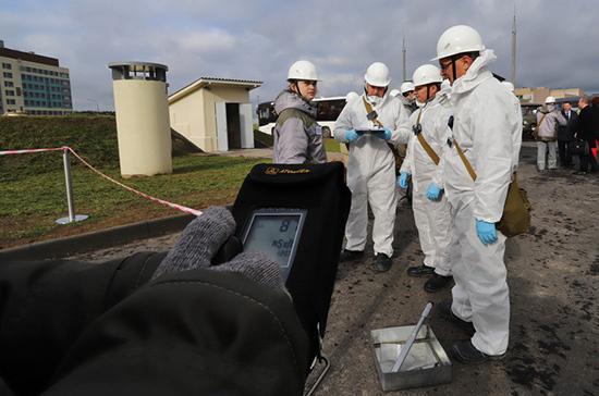 Страны СНГ создадут единую систему реагирования в случае ядерной аварии