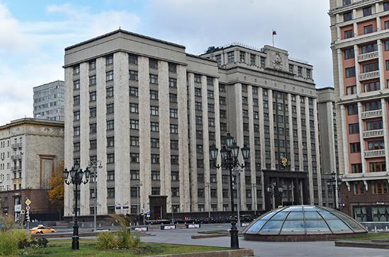 Госдума приняла закон об отзывах Правительства на поправки в КоАП