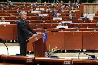 Володин призвал Совет Европы добиться прекращения надругательств над могилами советских воинов