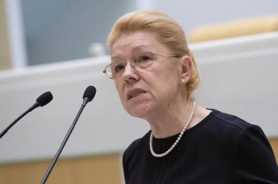 Мизулина предложила прописать порядок обеспечения молодых семей жильём в законе