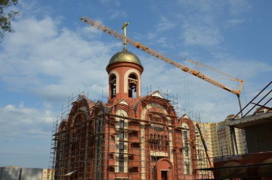 В главном храме Росгвардии будет установлен иконостас в русско-византийском стиле