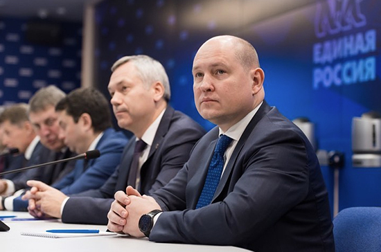 Развожаев возглавил отделение «Единой России» в Севастополе