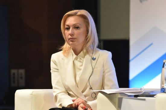 Тимофеева отметила важность грамотного продвижения русского языка