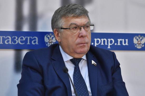 Рязанский: новая система пенсионных накоплений должна быть выгоднее банковских депозитов
