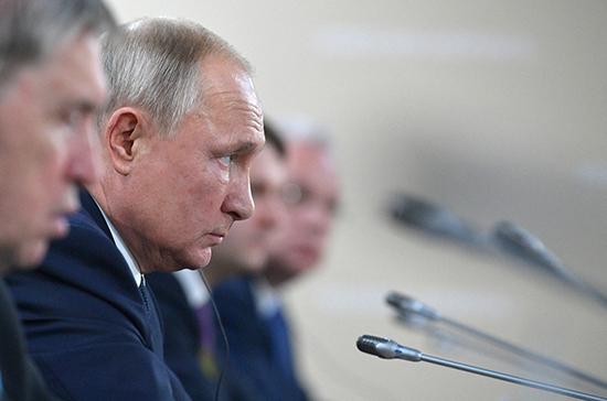 Путин рассказал о разнице отношений стран Африки с СССР и Россией