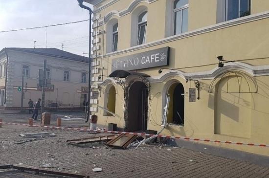 СК завел дело после взрыва газа и пожара в кафе в Улан-Удэ