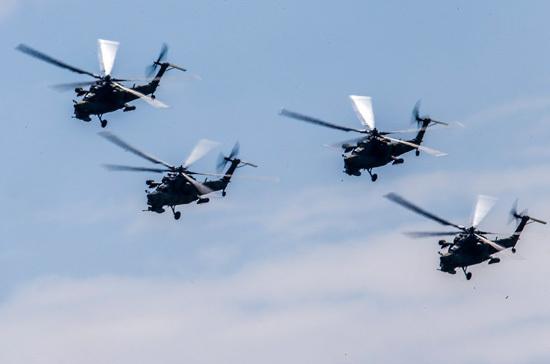 Сегодня День армейской авиации