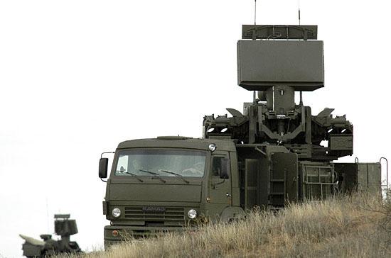 Сербия купила у России комплекс «Панцирь-С»