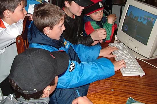 В России расширен список запрещённой для детей информации