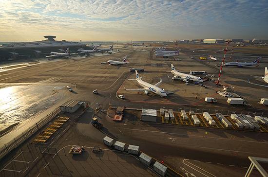 Роспотребнадзор подготовил новые правила оценки авиационного шума
