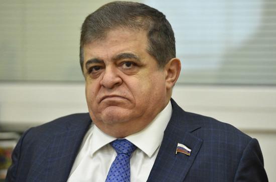 Джабаров отметил перспективу завершения военной операции в Сирии