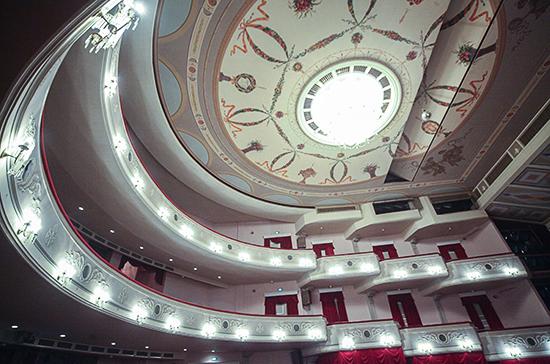 Малый театр открыли 195 лет назад