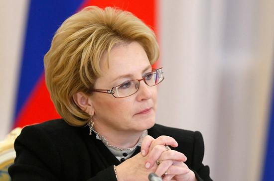 Скворцова рассказала, когда дети получат незарегистрированные в России лекарства