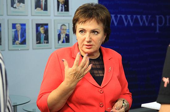Бибикова назвала условие для успешного внедрения новой пенсионной системы