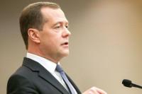 Медведев пригласил лидера Кубы на празднование 75-летия Победы