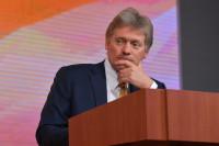 В Кремле прокомментировали стрельбу в воинской части в Забайкалье