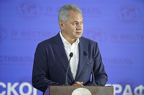 Шойгу призвал коллег из СНГ противостоять искажению общей военной истории