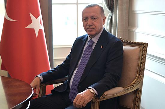 Эрдоган: совместное патрулирование РФ и Турции в Сирии начнётся 1 ноября