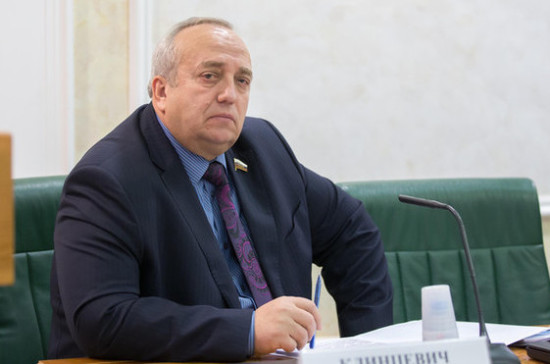 Клинцевич прокомментировал законопроект США о санкциях против Турции