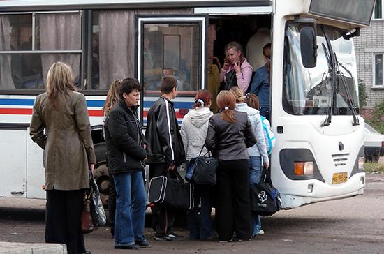 В Госдуму внесли проект о создании реестра недобросовестных автобусных перевозчиков
