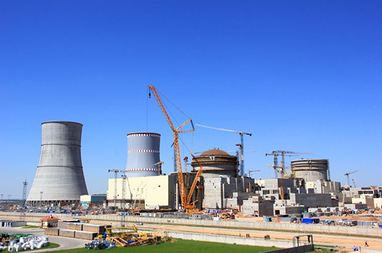 Белорусская АЭС не нанесёт вреда экологии, считают эксперты