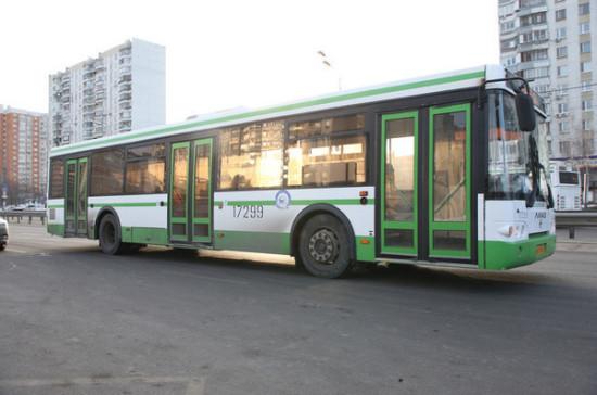 В Воронеже изменится маршрут городского транспорта