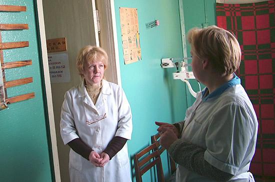Отменяются возрастные ограничения по программе «Земский доктор»