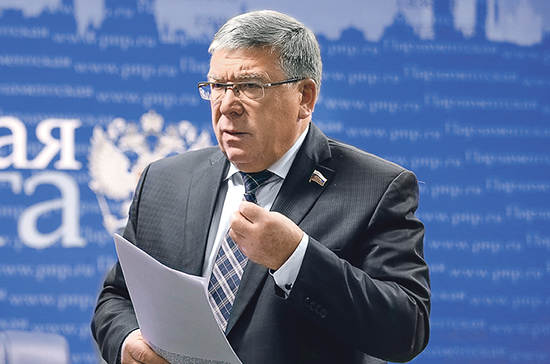 Рязанский поддержал инициативу о распространении налога для самозанятых на все регионы