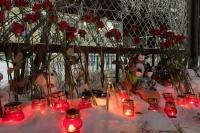 В Нарьян-Маре прошли похороны убитого в детском саду мальчика