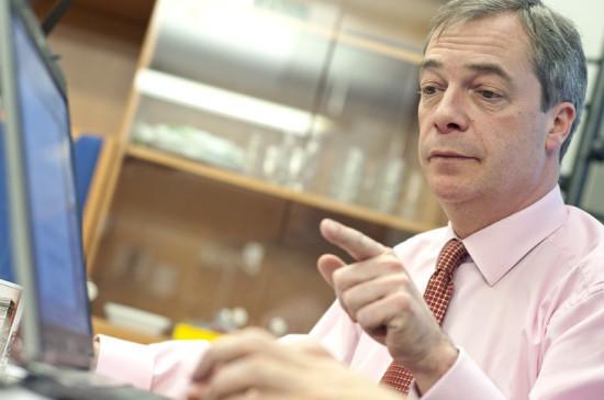 Фараж отказался выставлять свою кандидатуру на выборах в британский парламент