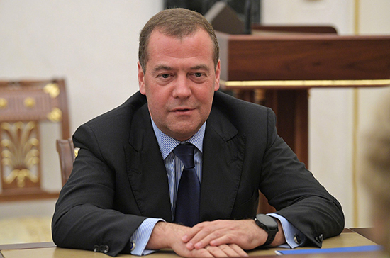 Медведев отметил успехи России в цифровой сфере
