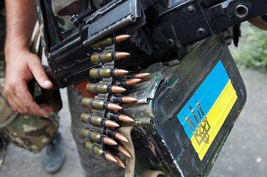 Отвод войск в районе Петровского начнётся 8 ноября, заявили в Киеве