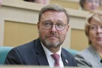 Косачев оценил межпарламентские связи России и США