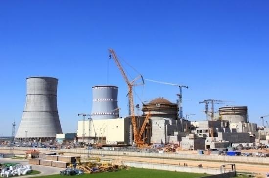 Президент Литвы предложил привлечь финских специалистов к строительству Белорусской АЭС