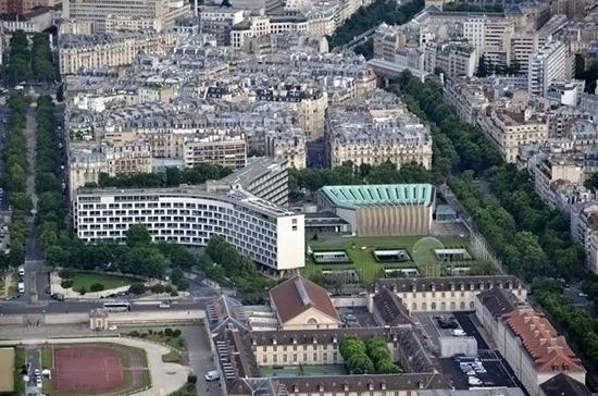 Штаб-квартиру для ЮНЕСКО создавали архитекторы со всего мира