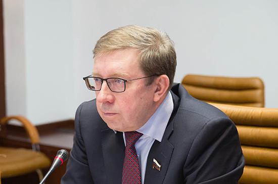 Майоров поддержал законопроект о развитии розничных рынков