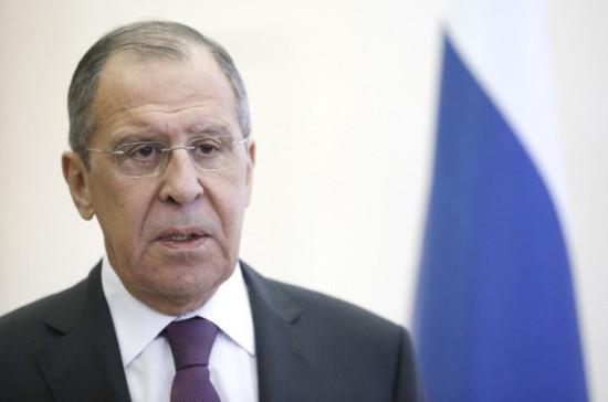 Лавров оценил ограничения на работу российских СМИ