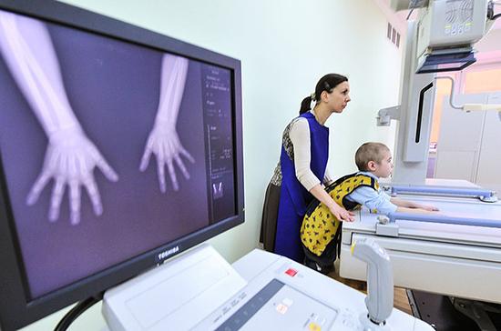 В больницах Ленинградской области появятся новые рентгеновские аппараты