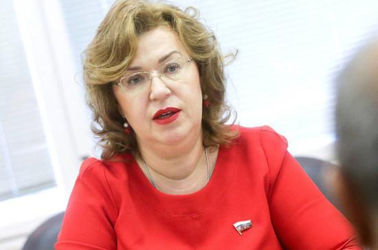 Епифанова прокомментировала законопроект о возврате вытрезвителей