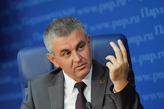 В Приднестровье надеются на помощь российских законодателей