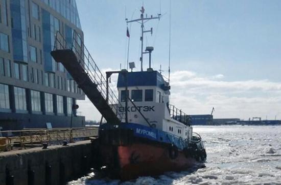 В Архангельске запустили движение буксиров ледового класса