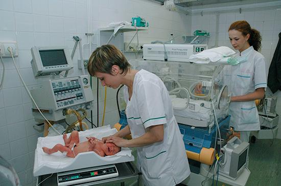Минздрав уточнил критерии рождения