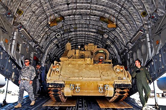 Аналитик указал на невысокий уровень подготовки американских военных