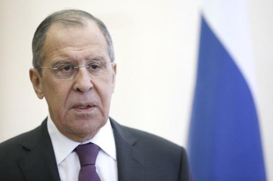 Лавров: Россия выступает за продолжение диалога с НАТО