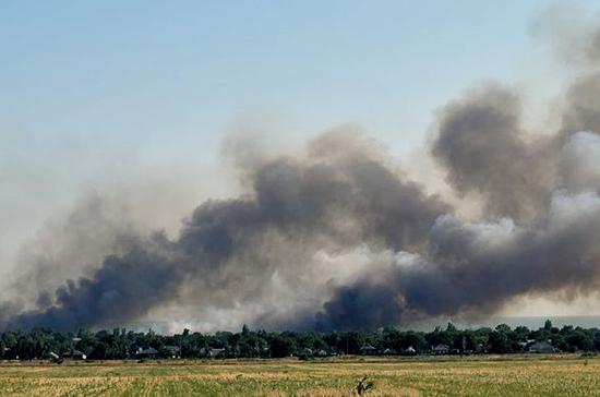 В ДНР сообщили об обстреле украинскими силовиками участка разведения сил в Петровском